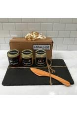 Exit9 Gift Emporium Truffle & Slate Gift Box  (Large)