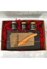 Exit9 Gift Emporium Truffle & Slate Gift Box - Large