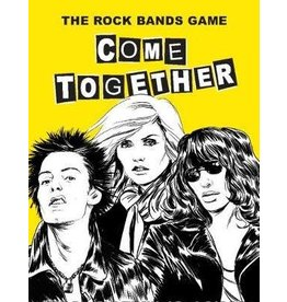 Chronicle Books Come Together: The Rock Bands Game
