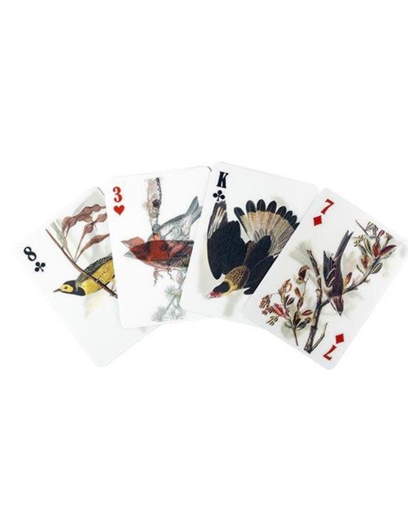 3D Bird Playing Cards