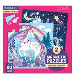Unicorn Magnetic Puzzle