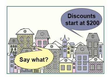 The Skinny on Discounts