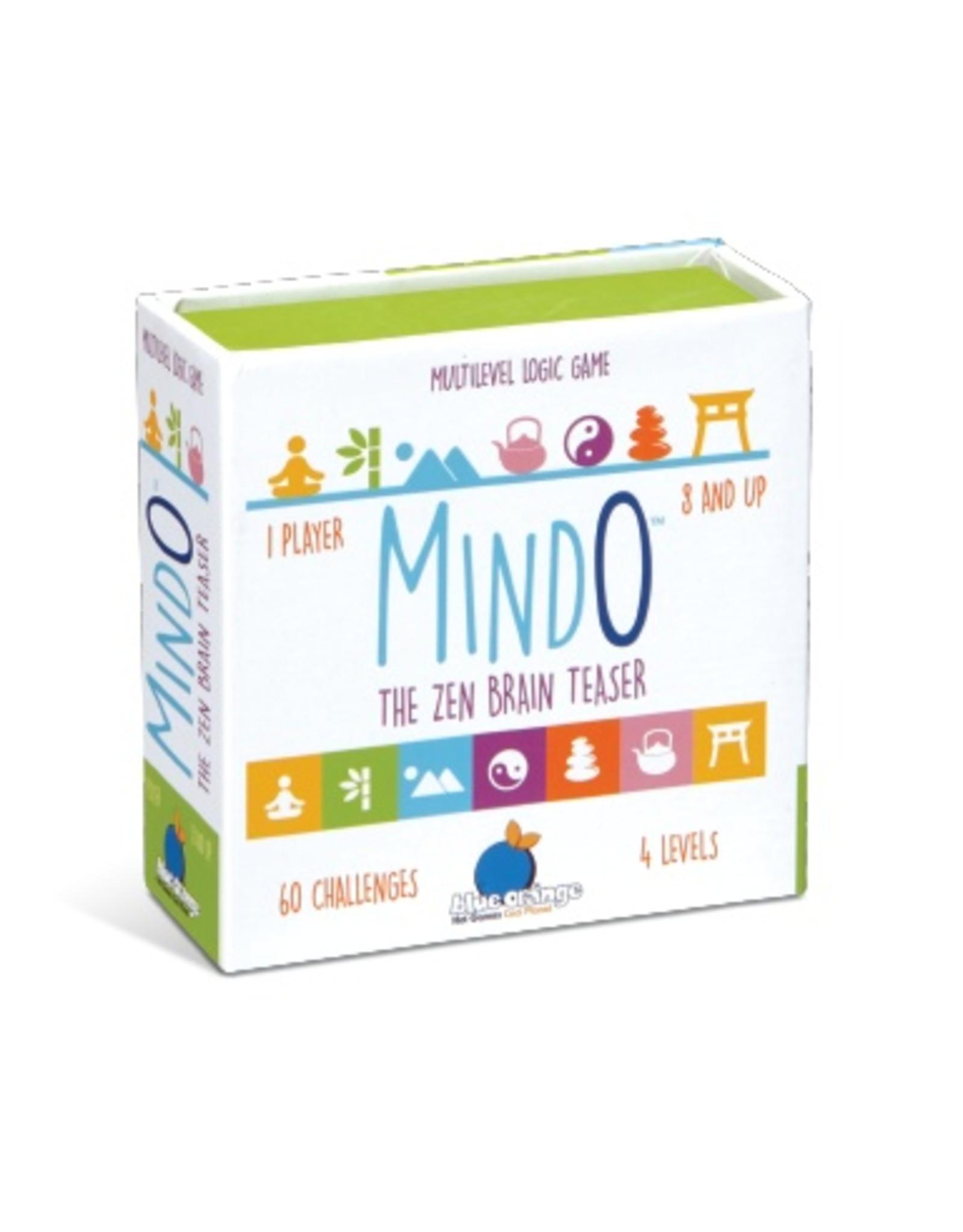 Blue Orange Games Mindo Zen Edition