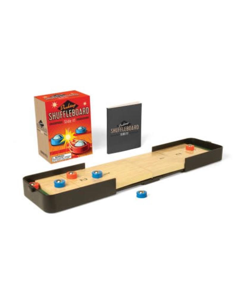 Hachette Desktop Shuffleboard