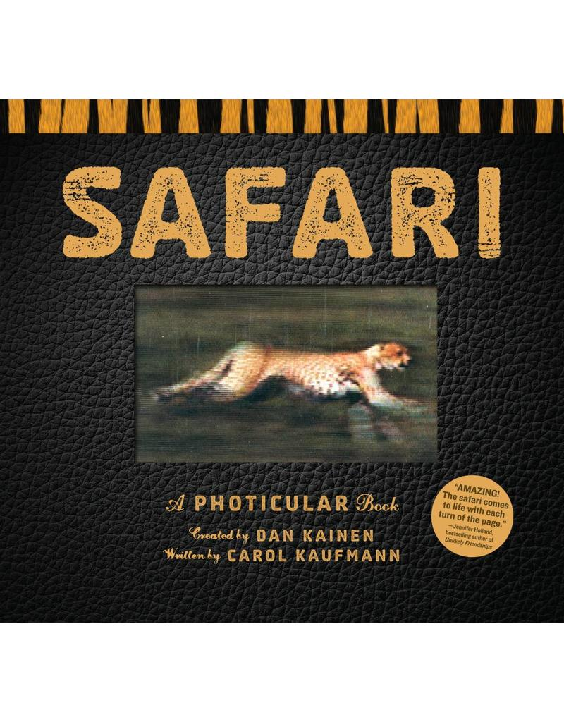 Workman Publishing Safari