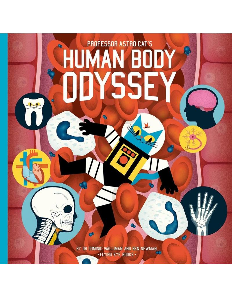 Penguin Random House Human Body Oddyssey