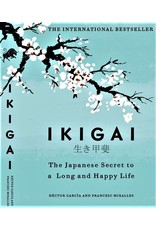 Penguin Random House Ikigai The Japanese Secret to a Long and Happy Life