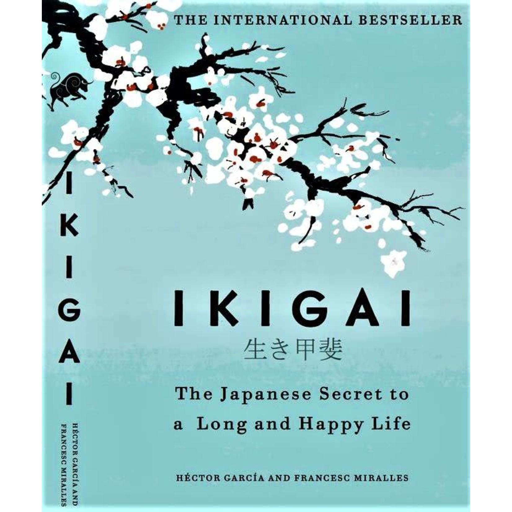 Penguin Random House Ikigai The Japanese Secret to a Long and Happy Life