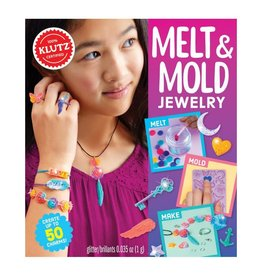 Melt & Mold Jewelry