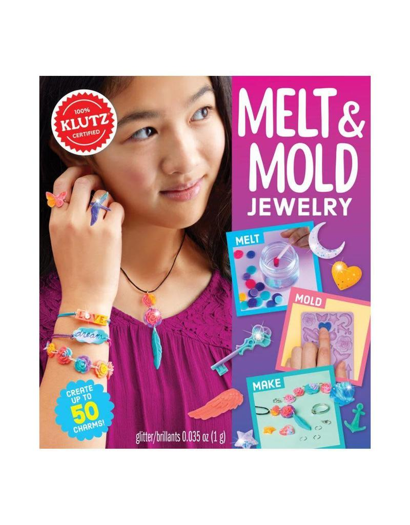 Klutz Melt & Mold Jewelry