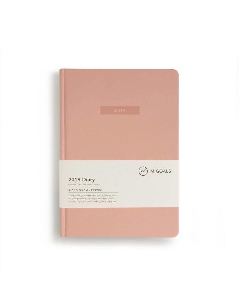 Mi Goals Planner (Coral)