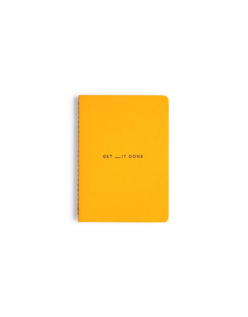 Mi Goals Get __It Done Small Journal