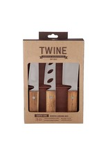 True Fabrications Rustic Cheese Knife Set