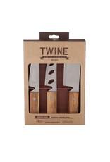 Twine Rustic Cheese Knife Set