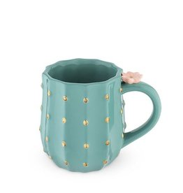 True Fabrications Cactus Mug