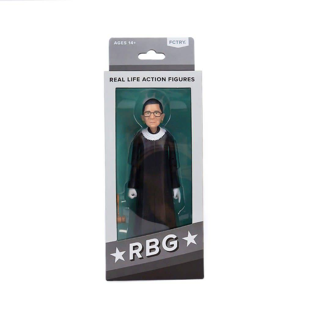 Ruth Bader Ginsburg Action Figure Exit9 Gift Emporium