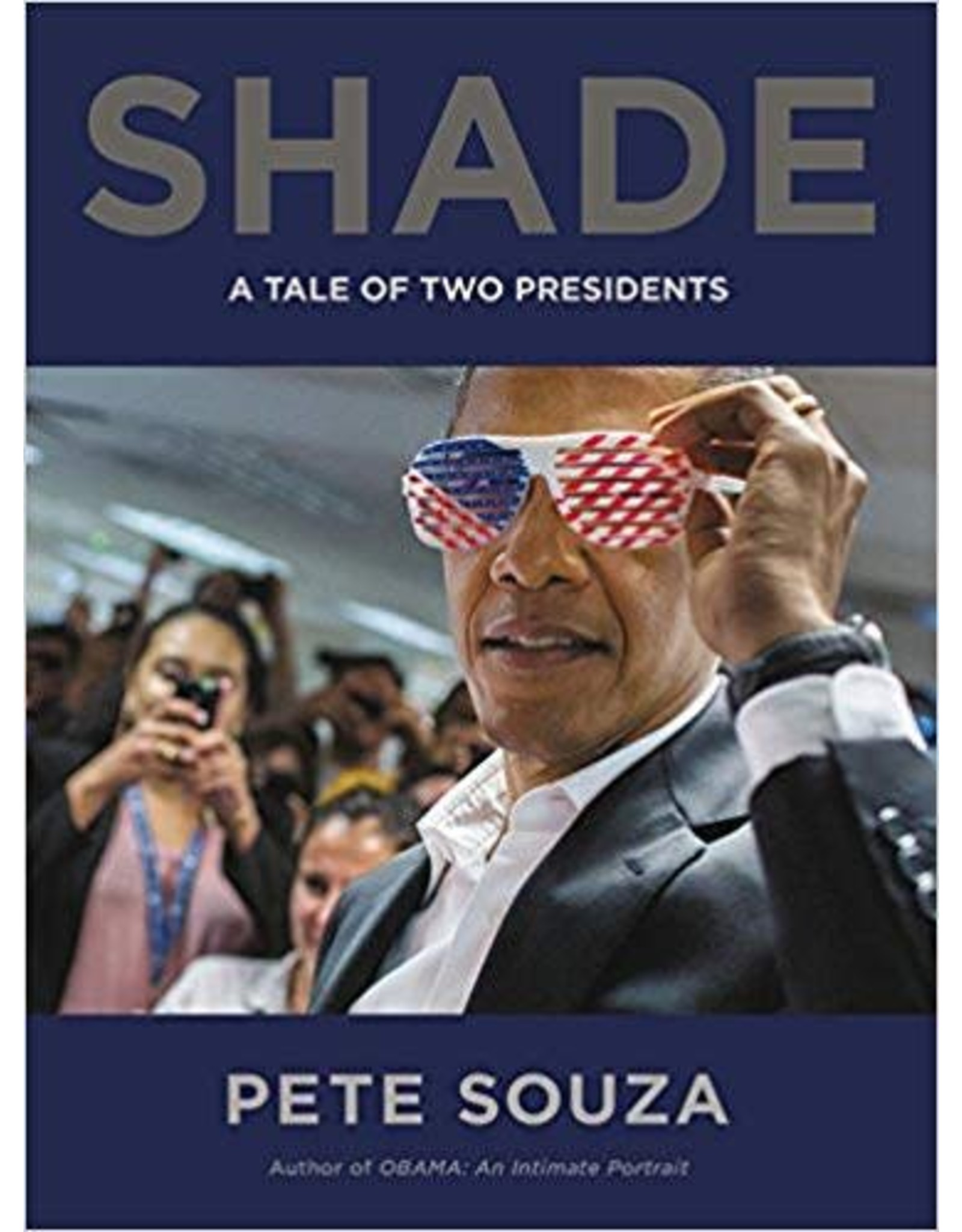 Hachette Shade: A Tale of Two Presidents