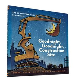 Chronicle Books Goodnight, Goodnight, Construction Site Let's Go!