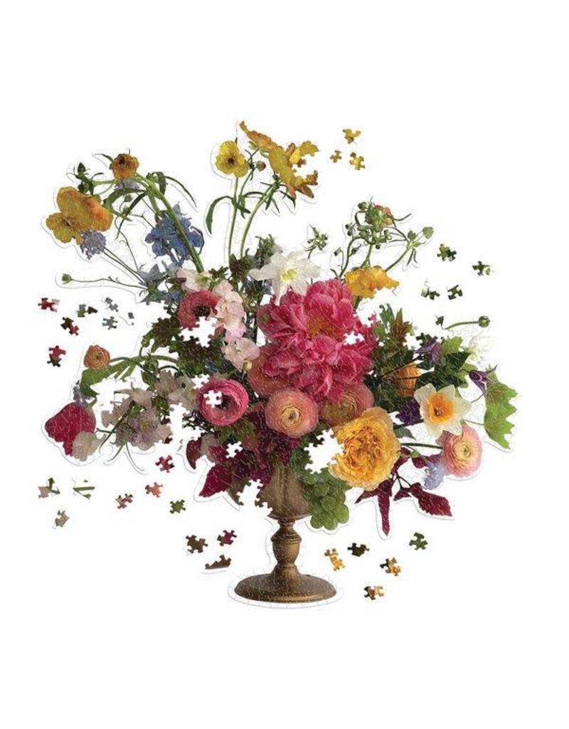 Bouquet Shaped Puzzle