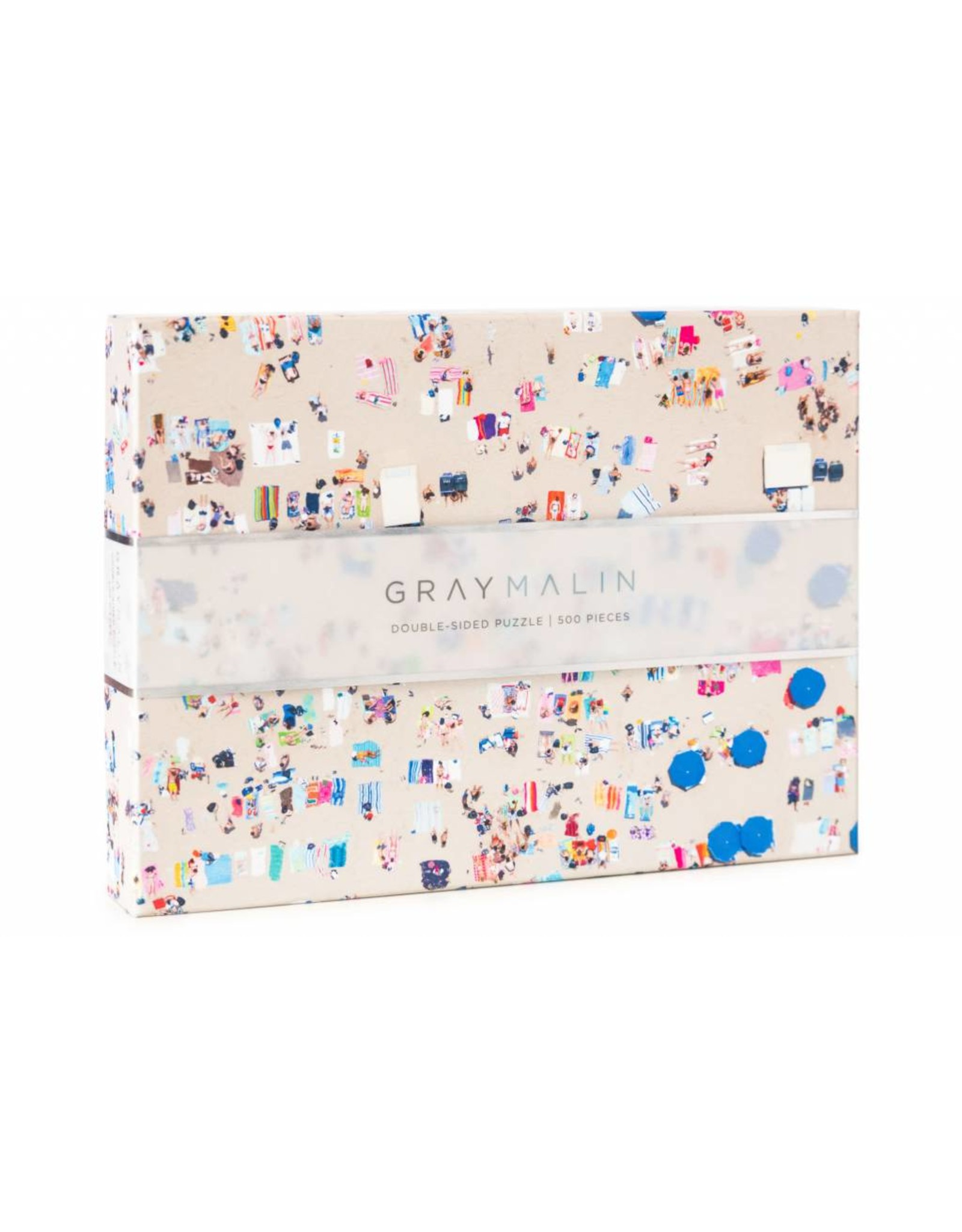 Chronicle Books Gray Malin Double Sided Puzzle