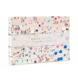 Chronicle Books Beach Gray Malin Double Sided Puzzle