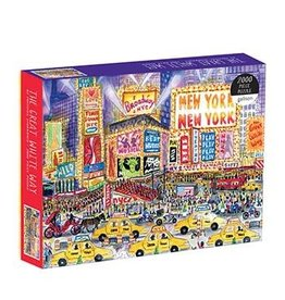 Chronicle Books The Great White Way Puzzle