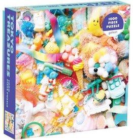 Chronicle Books Tokyo Treasures 1000 Piece Puzzle