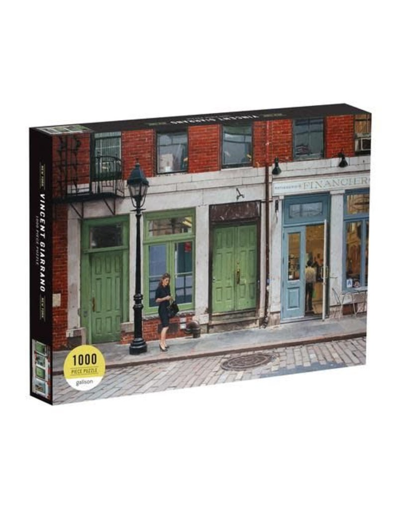 Chronicle Books Vincent Giarrano's Stone Street Puzzle