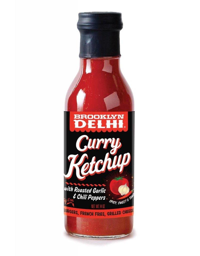 Brooklyn Delhi Curry Ketchup