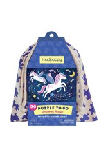 mudpuppy Unicorn Puzzle to Go