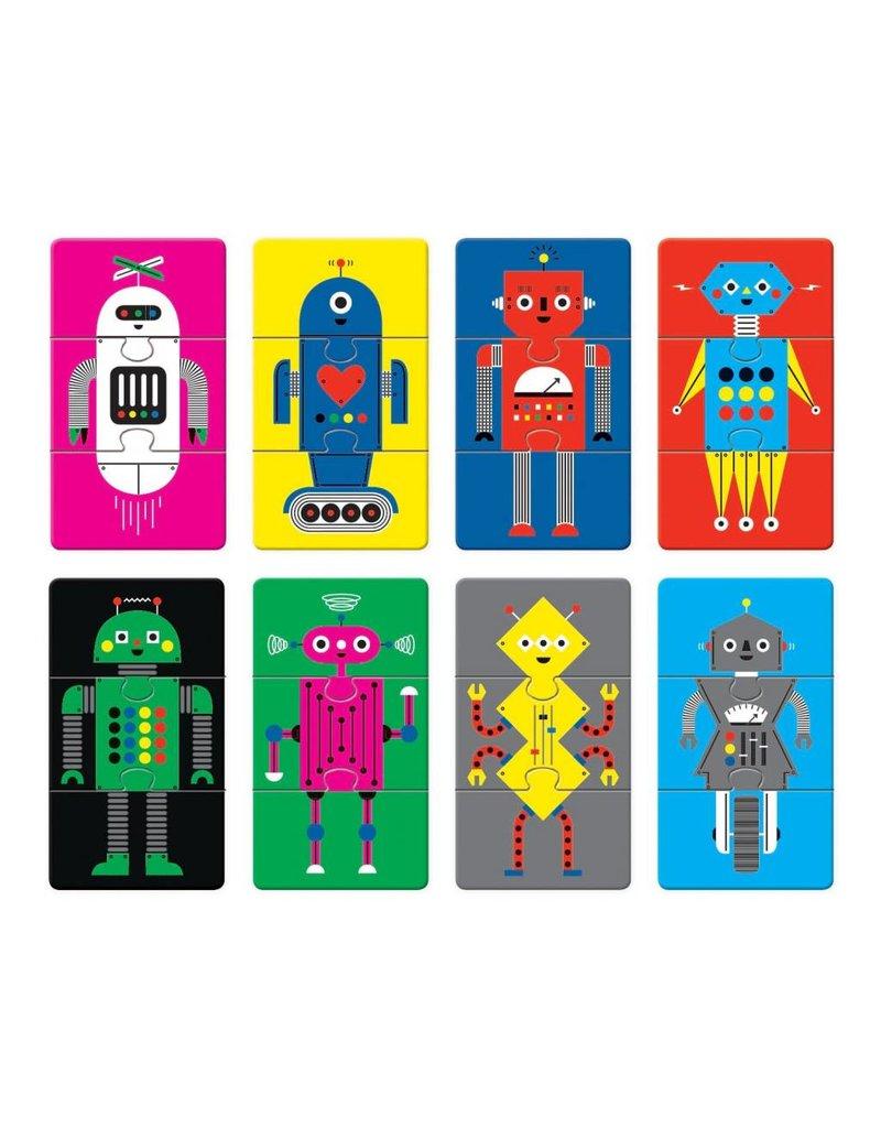 Robotics Lab Mix & Match Puzzle to Go