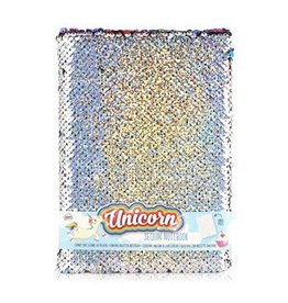 NPW Unicorn Sequin Notebook