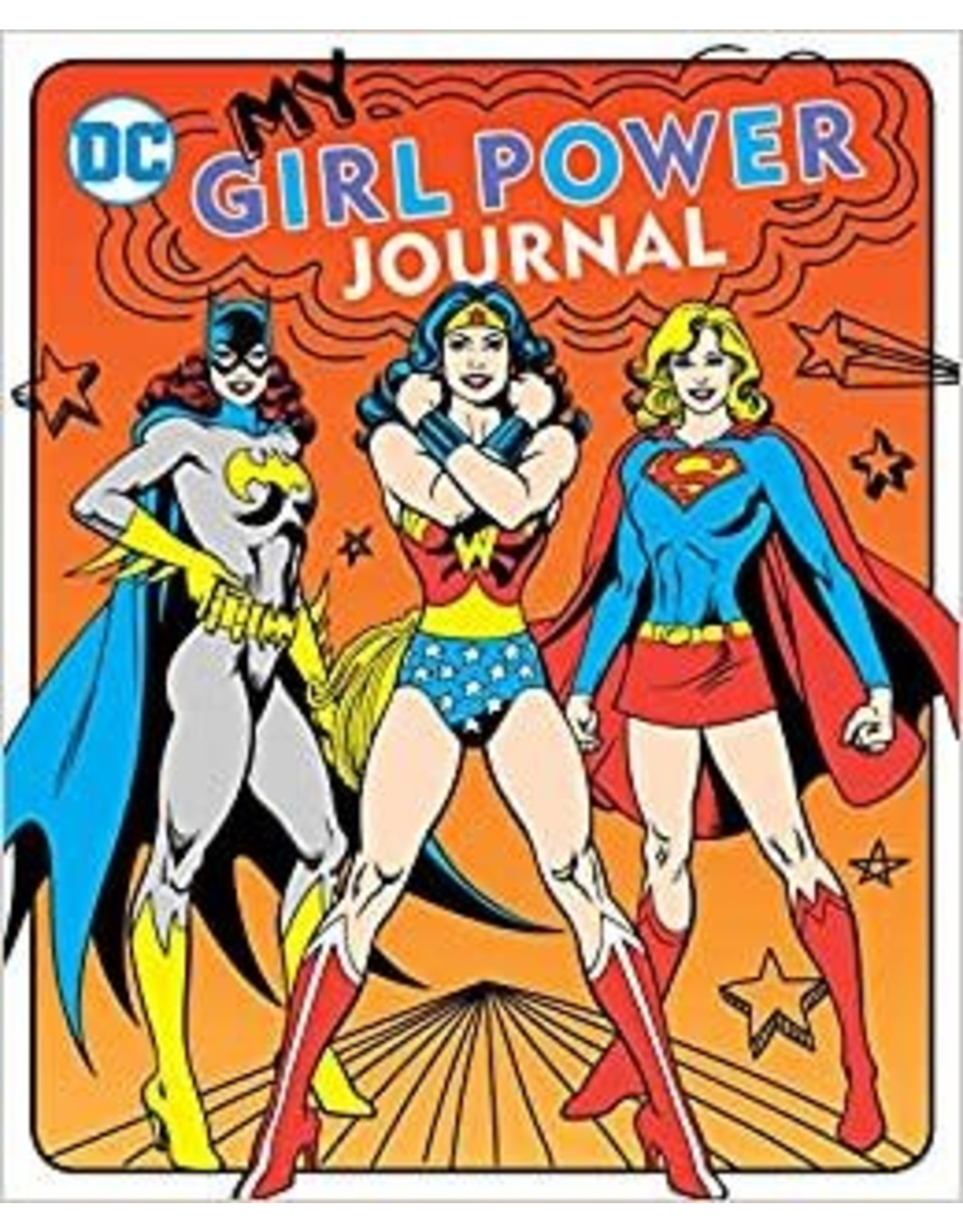 Simon and Schuster My Girl Power Journal
