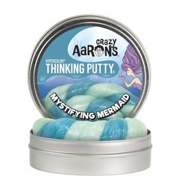 Crazy Aaron's Mystifying Mermaid Thinking Putty