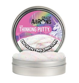 Crazy Aaron's Enchanting Unicorn Thinking Putty