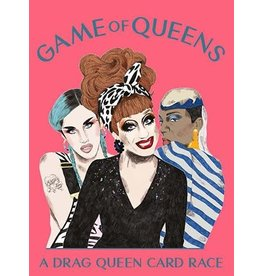 Chronicle Books Game Of Queens