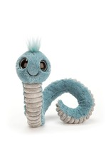 Jellycat Wiggly Worm in Blue
