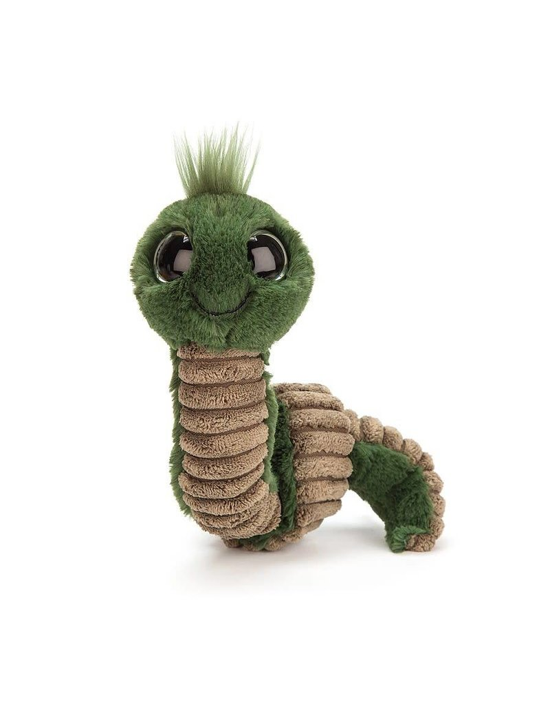 Jellycat Wiggly Worm in Green