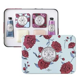 Shea & Cherry Almond Essentials Set