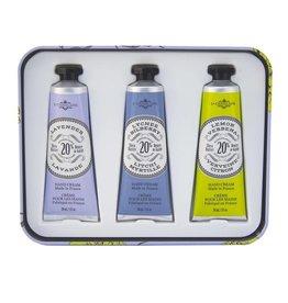 La Chaelaine Lavender Hand Cream Trio