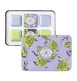 La Chaelaine Lavender + Lemon Verbena Luxury Travel Soap Set