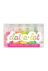 OOLY Dot-A-Lot Neon Craft Paint