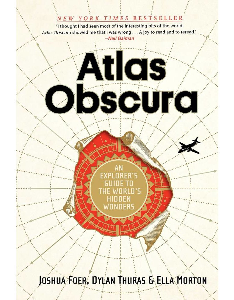 Workman Publishing Atlas Obscura