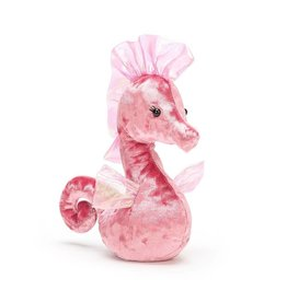 Jellycat Coral Seahorse in Pink