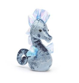 Jellycat Coral Seahorse in Blue