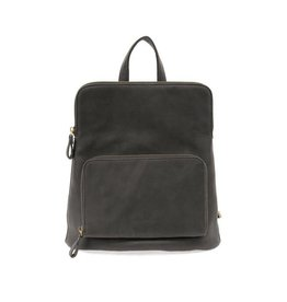 Joy Accessories Julia Mini Backpack - Black