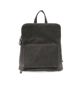 Joy Accessories Julia Mini Backpack in Black