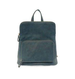 Julia Mini Backpack - Peacock
