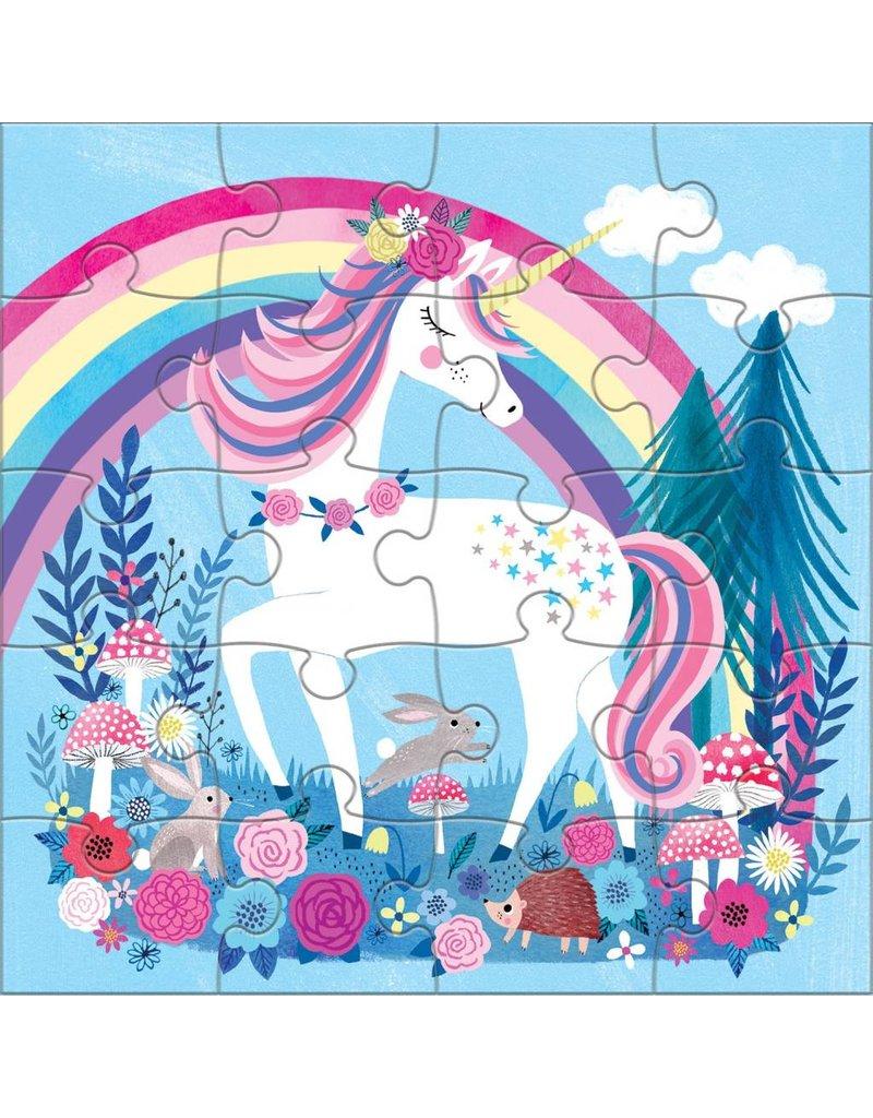 mudpuppy Unicorn Magnetic Puzzle