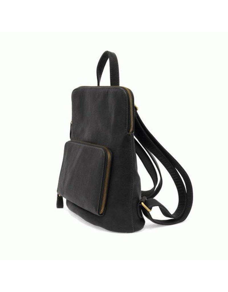 Joy Accessories Julia Mini Backpack - Black